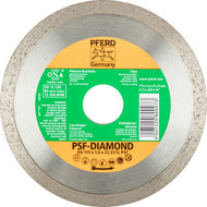 PFERD Diamant-Trennscheibe DG FL PSF