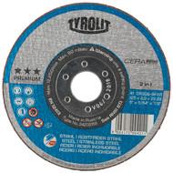 PREMIUM*** CERABOND Trennscheibe 2in1 für Stahl und Edelstahl