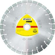 DT 600 U Supra Diamanttrennscheiben