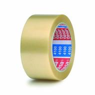 tesapack 4100 - Universal PVC-Verpackungsklebeband mit geprägter Folie