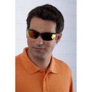3M™ SOLUS™ Schutzbrille Solus9SO, PC rot verspiegelt