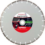 A4 Asphalt Diamant-Trennscheiben