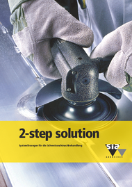 Sia Abrasives 2 Step Solution Flyer