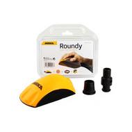Roundy Handblock mit Absaugung