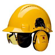 3M™ Integrierte Schutzbrille V6C in gelb