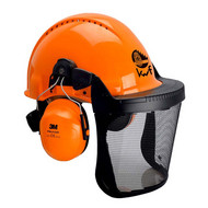 3M™ Kopfschutz-Kombination 3MO315J in Orange