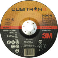 Abbildung 3M™ Cubitron™ II Schruppscheibe 2. Generation